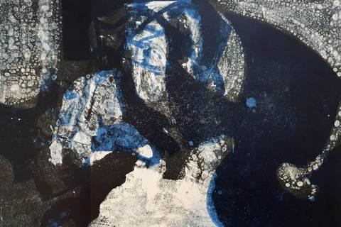 Ausstellungseröffnung: Robert Preyer. Fläche Stille Geste. Druckgrafik und Collagen um 1970