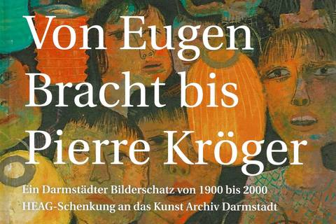 Von Eugen Bracht bis Pierre Kröger