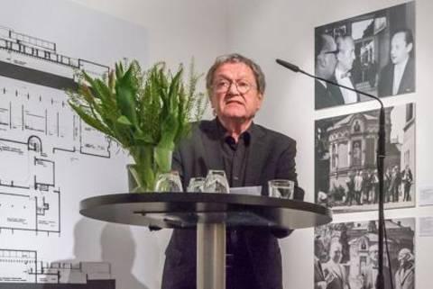 Vortrag von Prof. Werner Durth: Das Bauhaus in Darmstadt