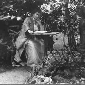 Hermione von Preuschen, Sammlung Constantin Brunner