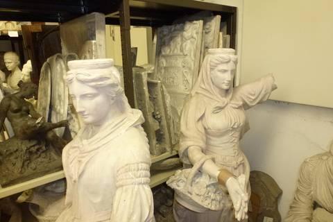 Suche nach Räumen für den Nachlass des Bildhauers Benedikt von König