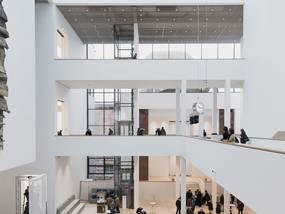 Foyer der Kunsthalle Mannheim, Foto: Fernando Fath