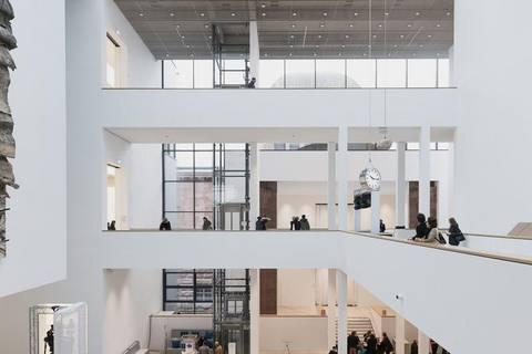 Tagesreise zur Kunsthalle Mannheim